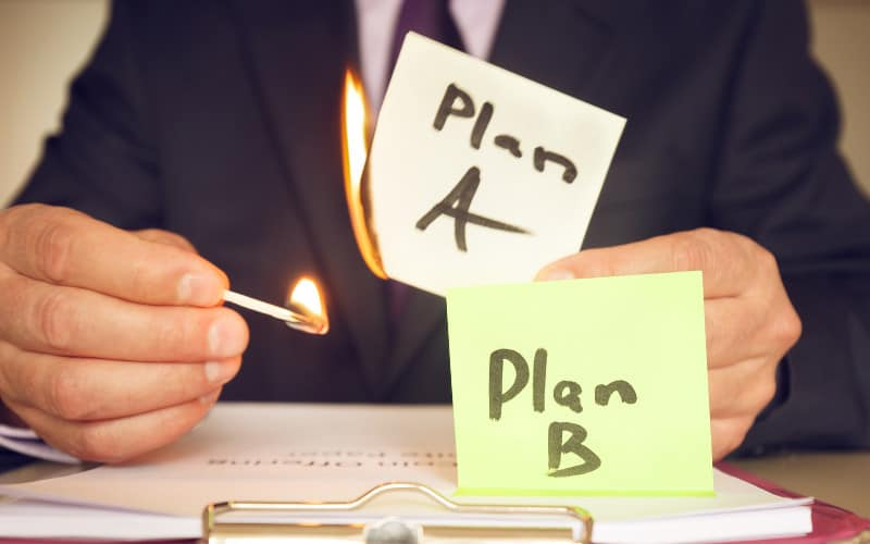 How to write a real estate marketing plan