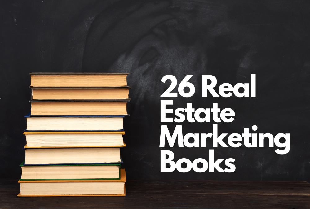 Real Estate Marketing Books
