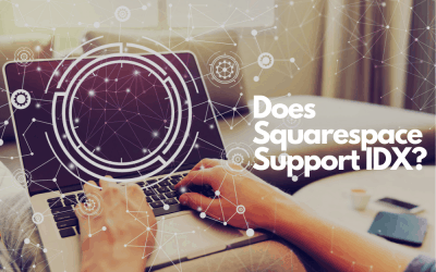 Does Squarespace Support IDX?