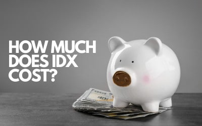 How Much Does IDX Cost? 12 Providers at a Glance